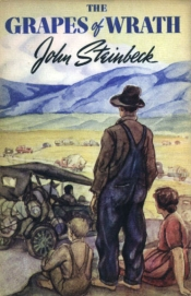 Cover: The Grapes of Wrath